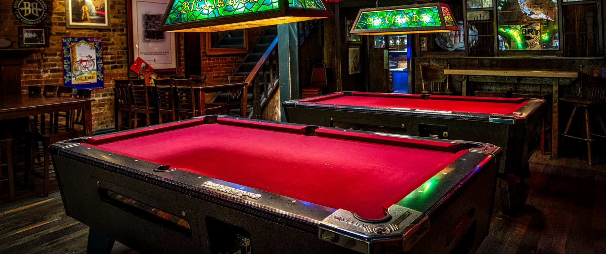 Used Coin Operated Bar Pool Tables We Strive To Make Each Used Bar - What's the size of a pool table