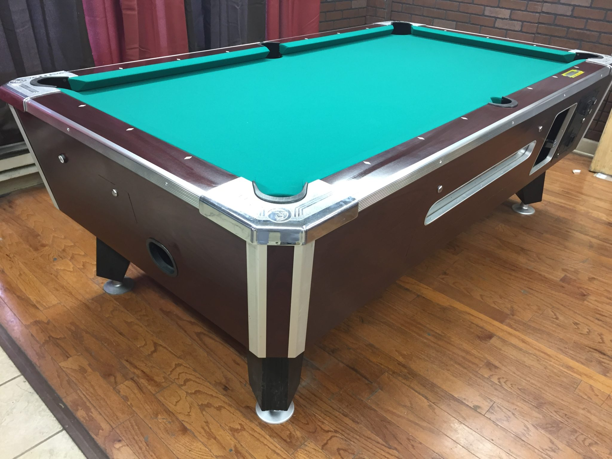 Used Coin Operated Pool Tables Trezor Release Date - Coin operated pool table parts