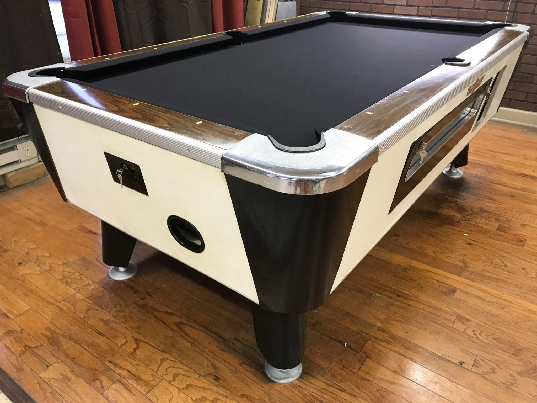 Marvelous Coin Operated Bar Pool Tables Pdf Unitypoint Walk In West Home Interior And Landscaping Ologienasavecom