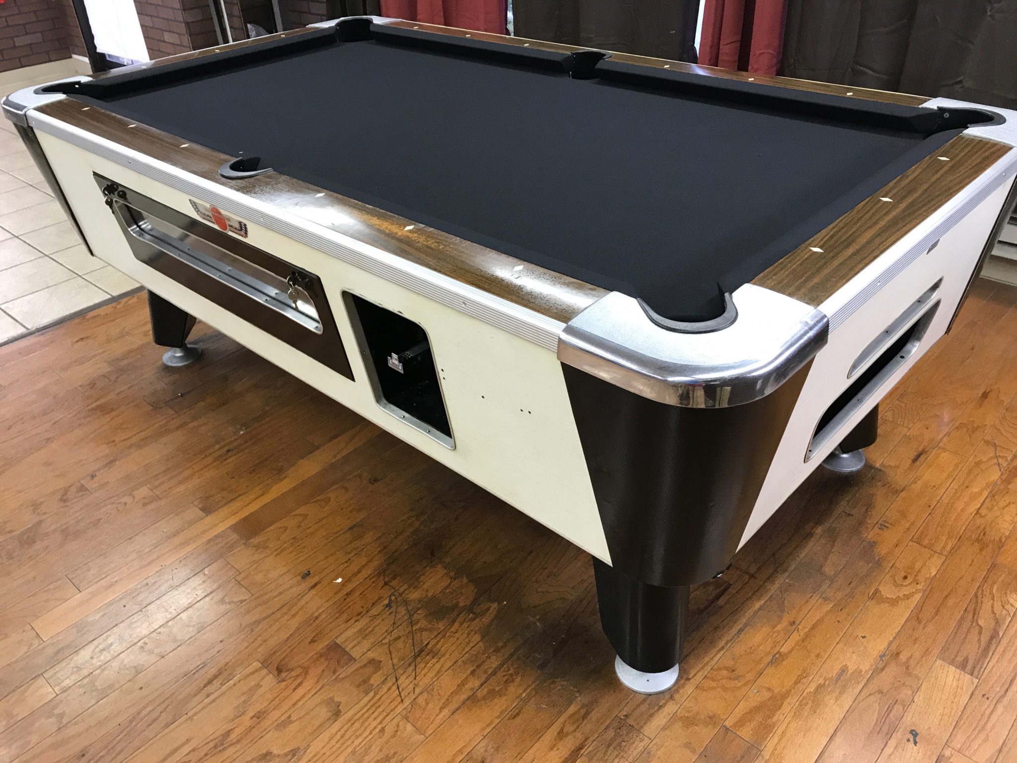 Sold Coin Operated Bar Pool Tables Used Coin Operated Bar Pool - Valley bar pool table for sale