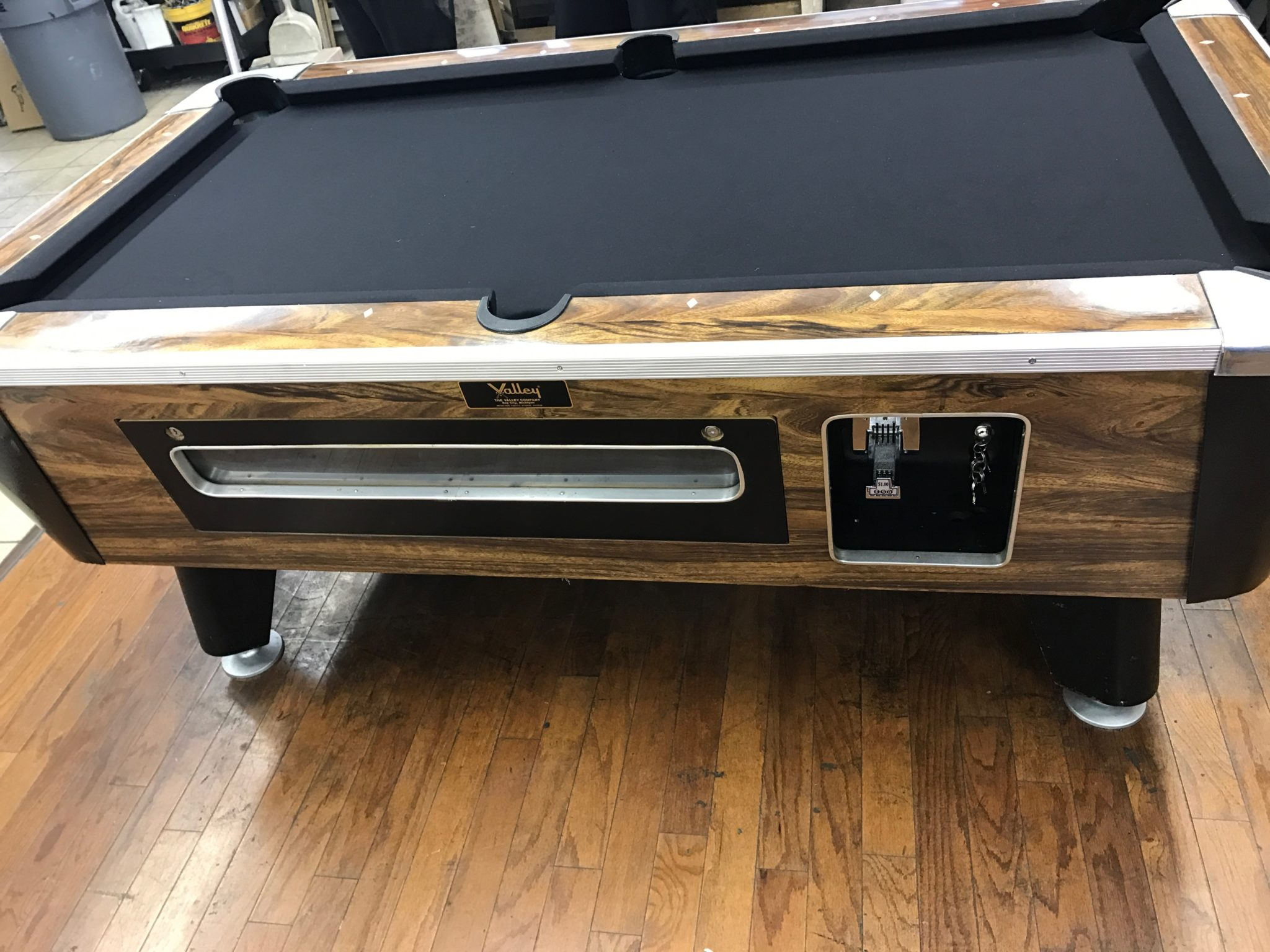 Table Valley Used Coin Operated Pool Table Used Coin - Valley bar pool table for sale