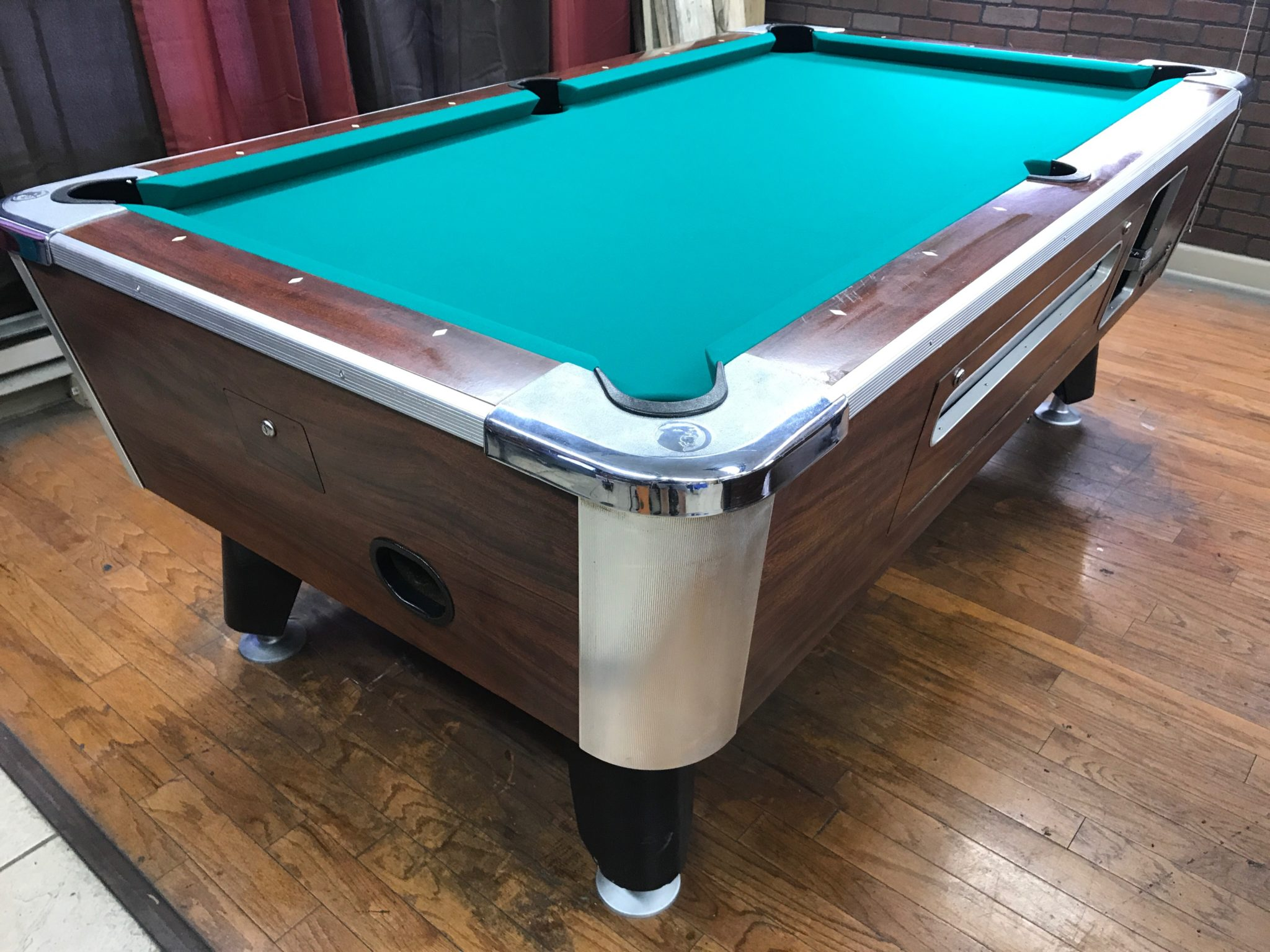 Astounding Coin Operated Bar Pool Tables Pdf Unitypoint Walk In West Home Interior And Landscaping Ologienasavecom