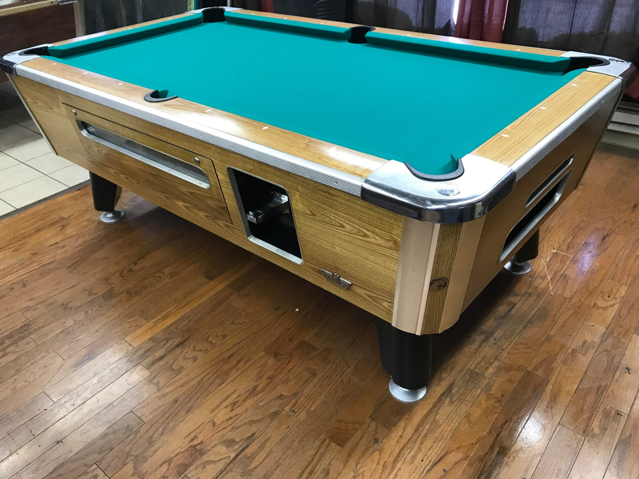 Table 060117 valley used coin operated pool table used coin operated bar pool tables - Photos of pool tables ...