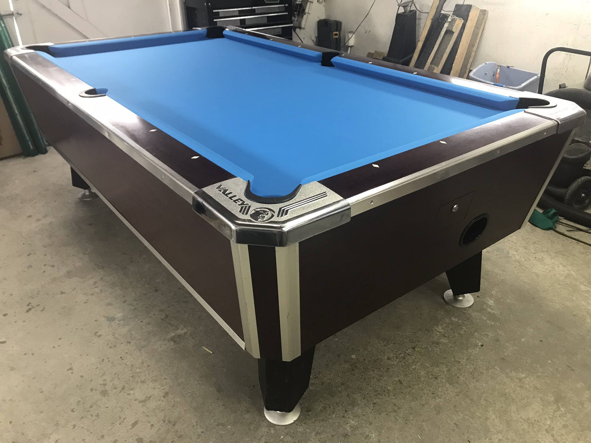 For Sale | Used Coin Operated Bar Pool Tables