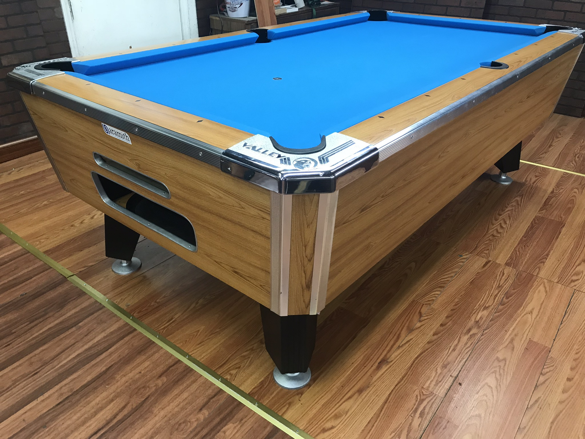 Foot Bar Pool Tables Used Coin Operated Bar Pool Tables - Valley coin operated pool table