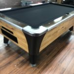 Coin Operated Bar Pool Table