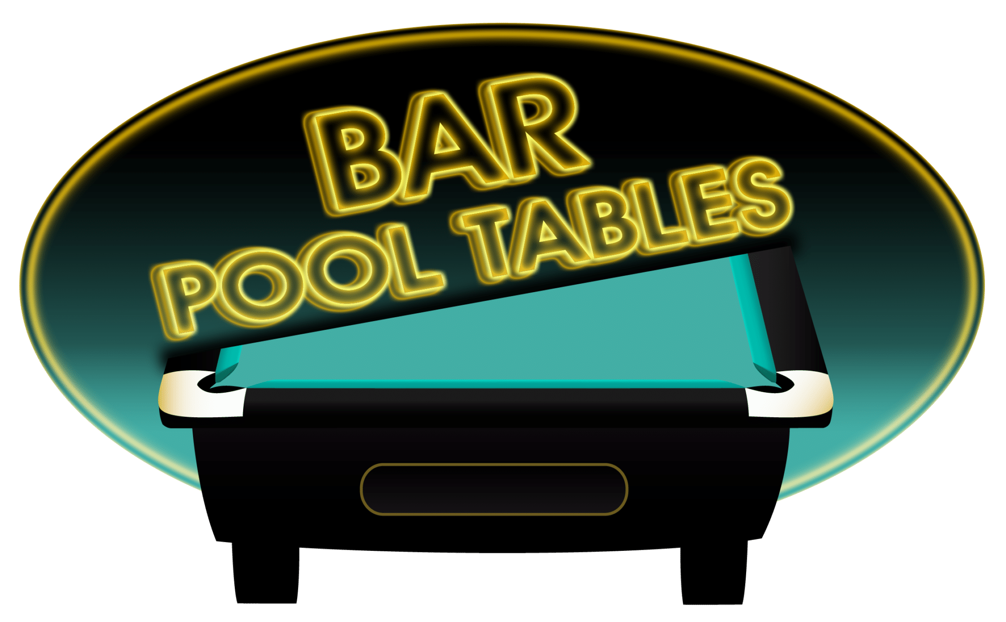 We strive to make each used bar pool table look the best it can for it's age and condition.